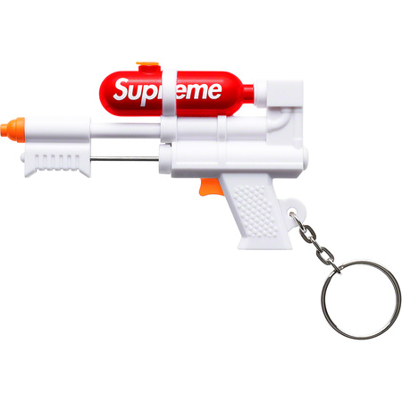 Supreme®/Super Soaker 50 Water Blaster™ Keychain (White)