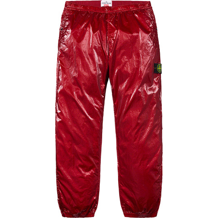 Supreme®/Stone Island® New Silk Light Pant (Red)