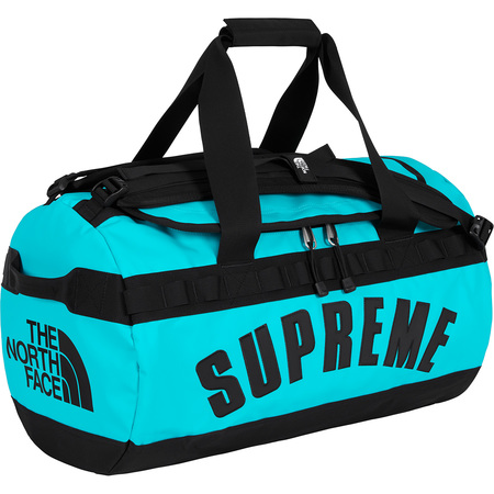 Supreme®/The North Face® Arc Logo Small Base Camp Duffle Bag (Teal)