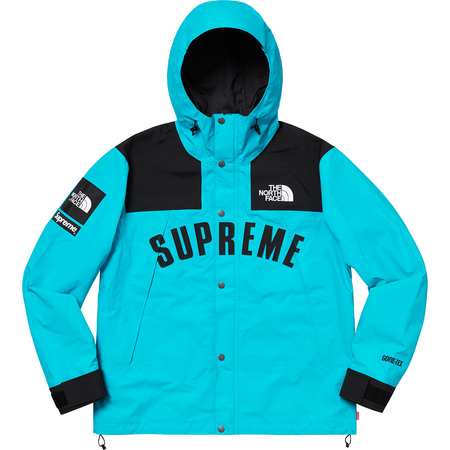 Supreme®/The North Face® Arc Logo Mountain Parka (Teal)