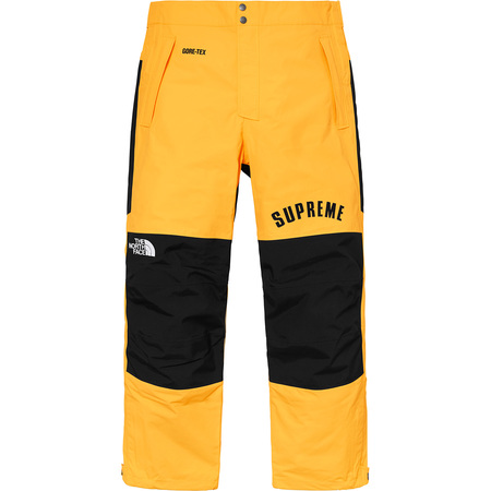 Supreme®/The North Face® Arc Logo Mountain Pant (Yellow)