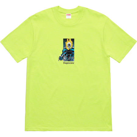 Ghost Rider© Tee (Neon Green)