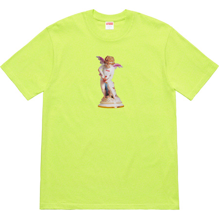 Cupid Tee (Neon Green)
