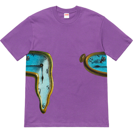 The Persistence of Memory Tee (Purple)