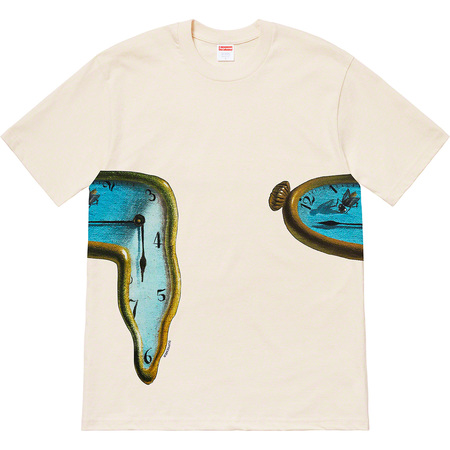 The Persistence of Memory Tee (Natural)