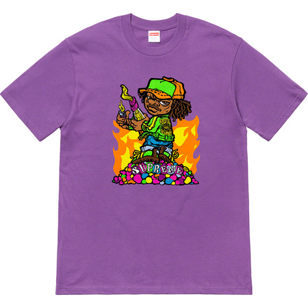 Molotov Kid Tee (Purple)