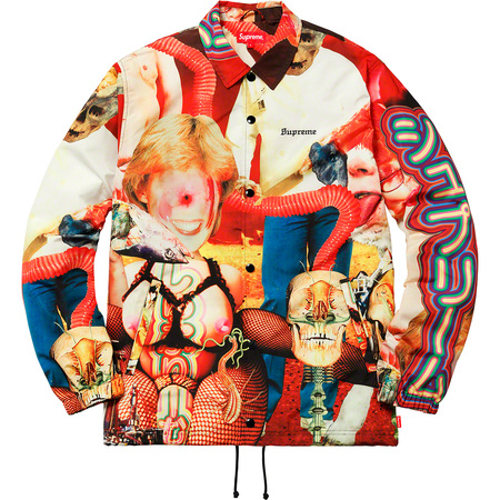 Sekintani La Norihiro/Supreme Coaches Jacket (Multicolor)