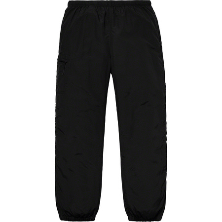 Nylon Trail Pant (Black)