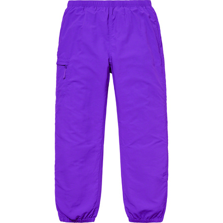 Nylon Trail Pant (Purple)