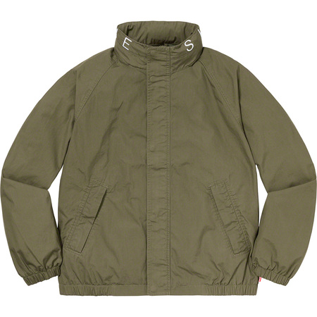 Raglan Court Jacket (Olive)