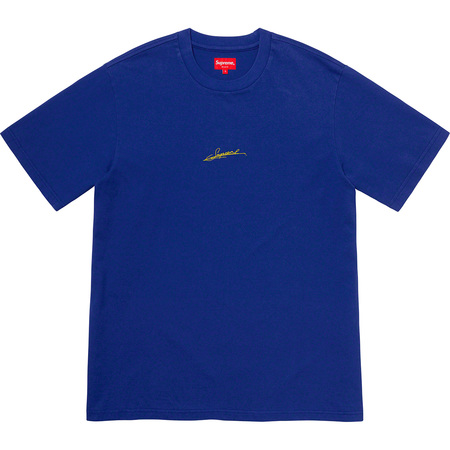 Signature S/S Top (Royal)