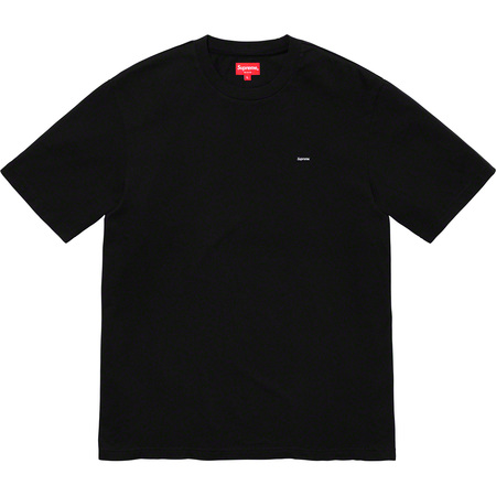 Small Box Tee (Black)