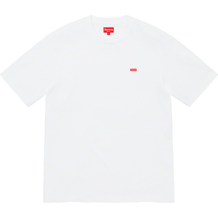 Small Box Tee (White)