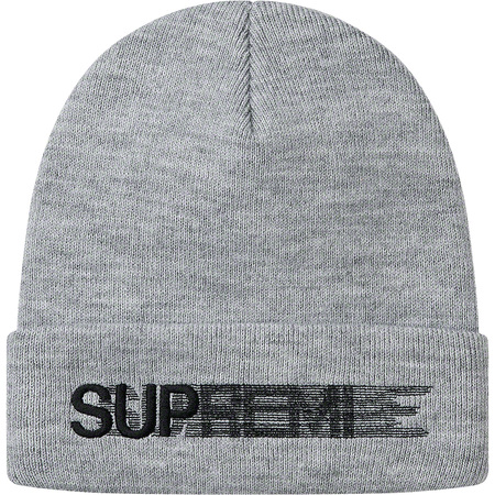 Motion Logo Beanie (Heather Grey)