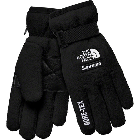 Supreme®/The North Face® RTG Fleece Glove (Black)