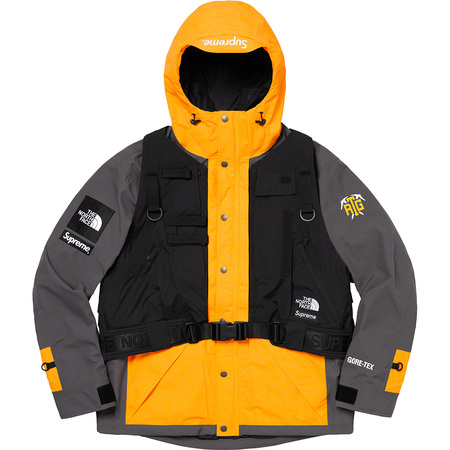 Supreme®/The North Face® RTGJacket + Vest (Gold)