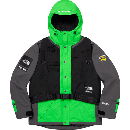 Supreme®/The North Face® RTGJacket + Vest (Bright Green)