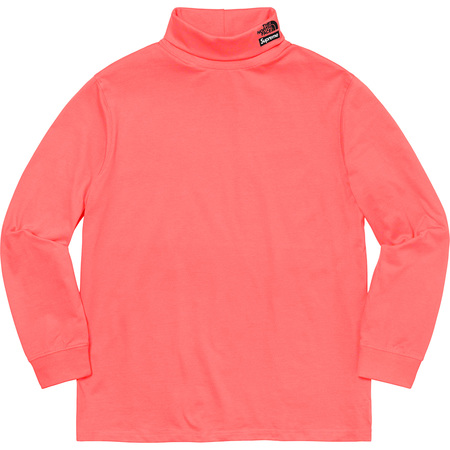 Supreme®/The North Face® RTG Turtleneck (Bright Red)