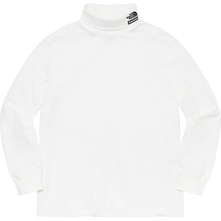 Supreme®/The North Face® RTG Turtleneck (White)