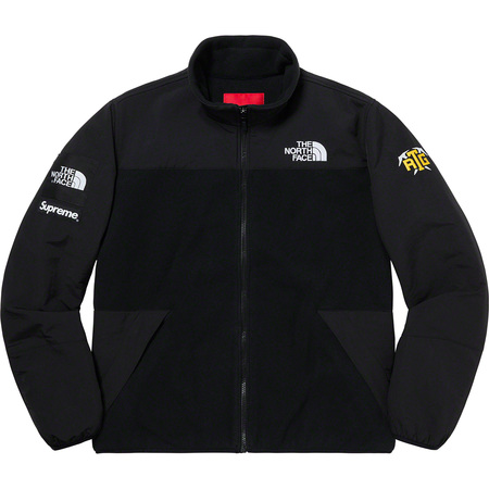 Supreme®/The North Face® RTG Fleece Jacket (Black)