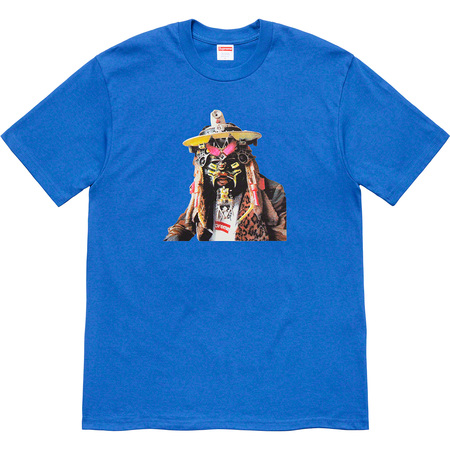 Rammellzee Tee (Royal)