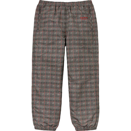 Track Pant (Tan Glen Plaid)