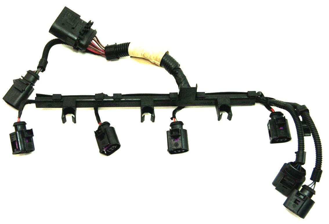 Fuel Injector Wiring Harness Pigtail 2.0T VW Jetta GTI Mk5