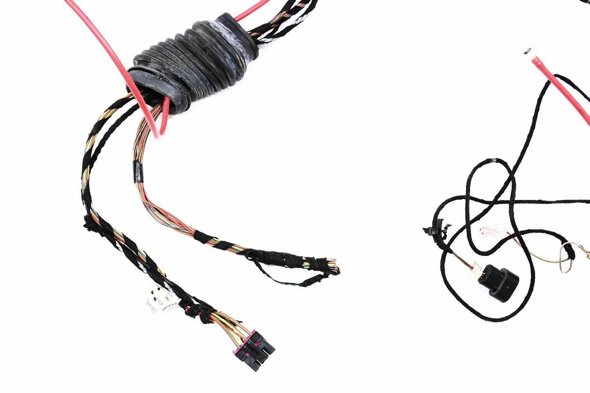 Rear Door Wiring Harness 00 03 Audi A8 S8 D2