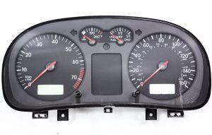 Gauge Instrument Cluster VW Jetta Golf MK4  Speedometer
