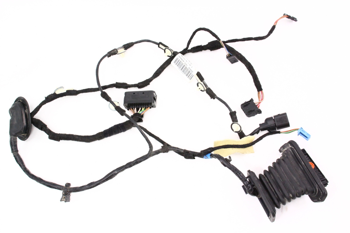 Rh Rear Door Wiring Harness 05 10 Vw Jetta Mk5