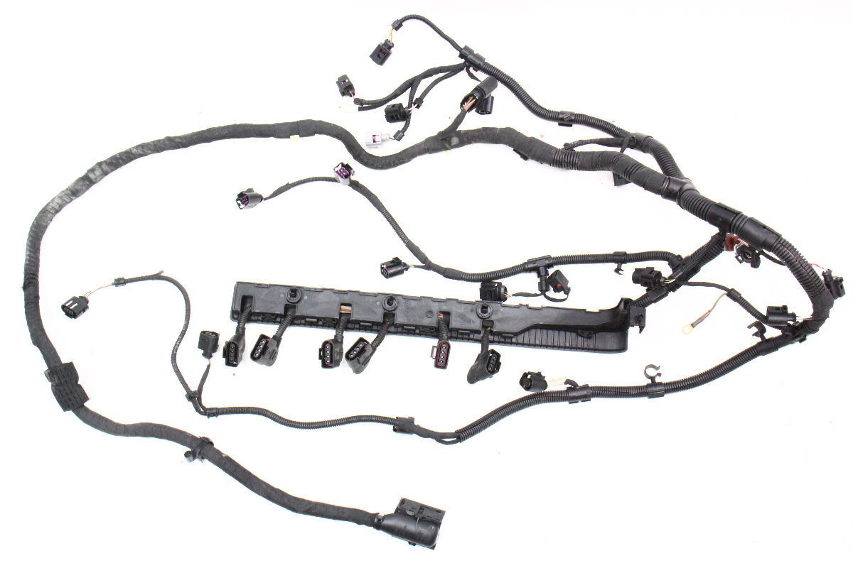 Engine Wiring Harness 06 07 Vw Passat B6 3 6 Blv 4motion