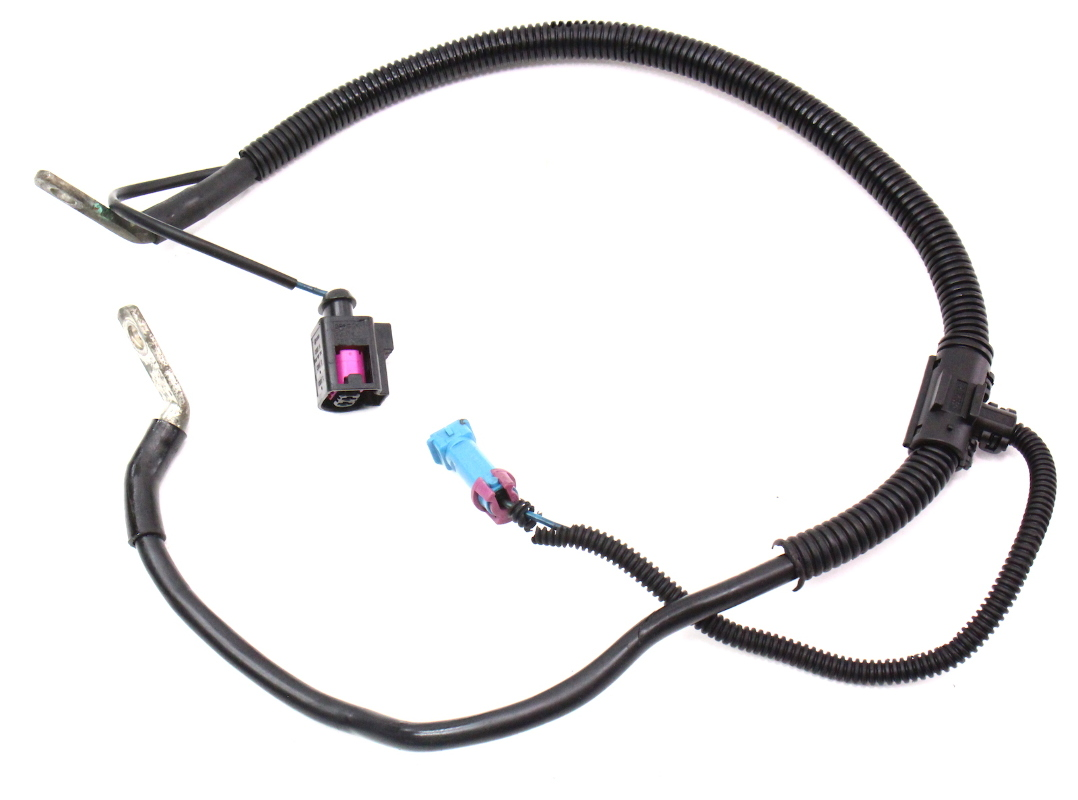 alternator wiring harness 99 05 audi a4 vw passat 1 8t