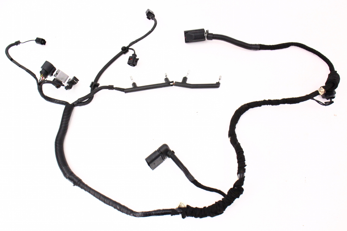 Engine Ecu Wiring Harness Vw Jetta Mk4