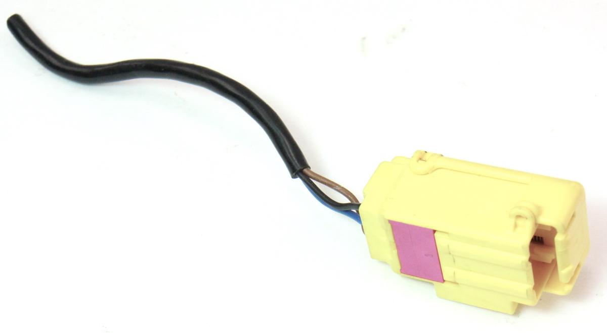 Seat Side Air Bag Wiring Plug Pigtail VW Passat Jetta Golf