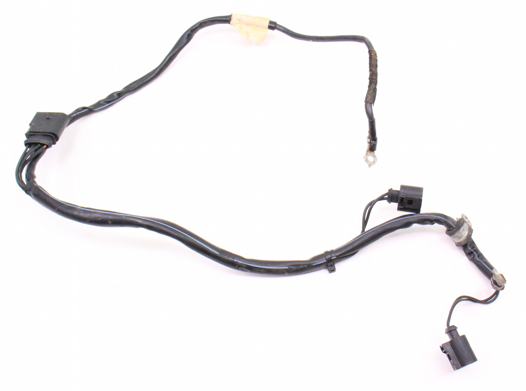Vw Jetta Headlight Wiring Harness