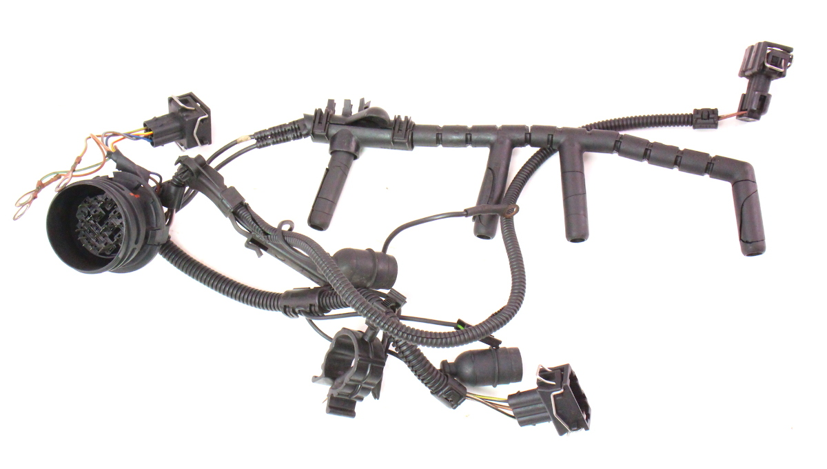 cp490636069 engine wiring harness 97 99 vw jetta golf mk3 19 tdi ahu diesel genuine 2 golf mk3 ignition switch wiring diagram on golf download wirning engine wiring harness jetta vr6 mk4 12v at downloadfilm.co