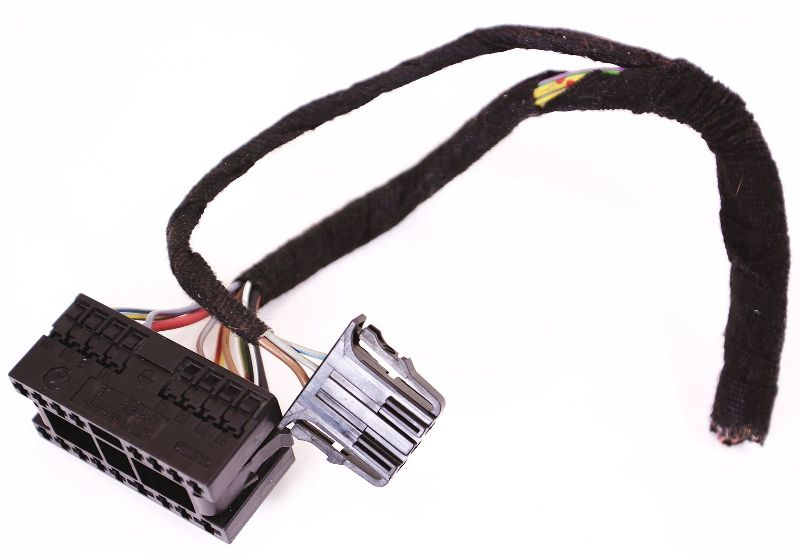Head Light Lamp Switch Harness Plugs Pigtail VW 98-05