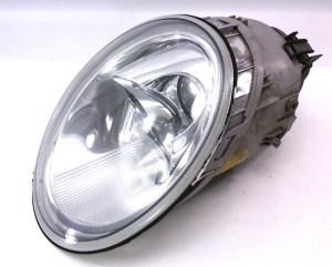 RH Genuine Headlight Head Light Lamp 9805 VW New Beetle  1C0 941 006 C