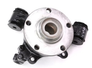 LH Rear Spindle Knuckle Hub & Bearing 9904 Audi A6 RS6 C5  Quattro  8E0 435 P