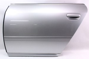 LH Rear Door Shell Skin 0204 Audi A6 S6 RS6 C5  LY7M Silver