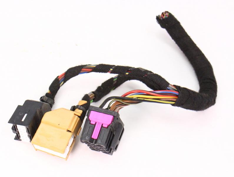 Vacuum Pump Lock Plug Wiring Pigtails Connectors 96-02