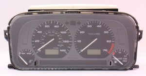 Gauge Instrument Cluster Speedometer 9596 Jetta Golf