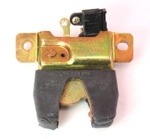 Trunk Lid Latch Lock Actuator 9399 VW Jetta Mk3 Passat Genuine  357 827 503 B