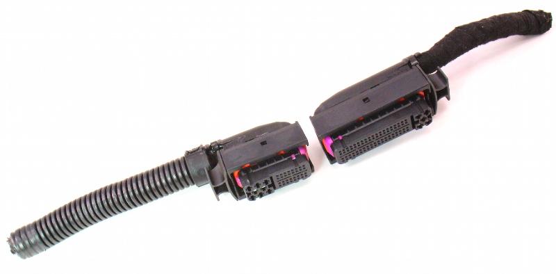 ECU Pigtail Plugs Wiring Connectors 2005 05 VW Jetta Golf