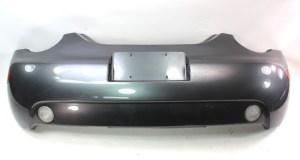 Rear Bumper Cover 9905 VW Beetle LD7X Platinum Grey  Genuine  1C0 807 421 J