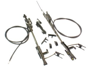 Sunroof Repair Parts Lot Track Cables 9399 VW Jetta Golf