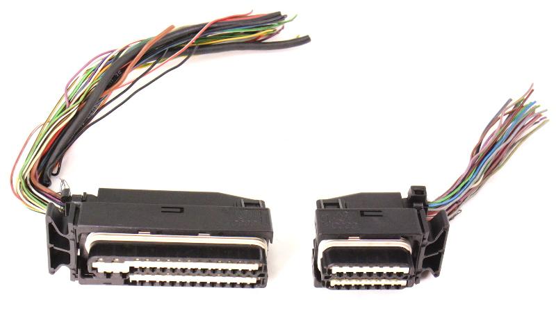 ECU ECM Computer Plugs Pigtails Connectors 98-99 VW Passat