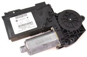 RH Rear Power Window Motor & Module 0406 VW Phaeton  3D0