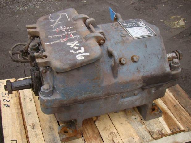 Elliott Company Crocker Wheeler 5hp Dc Motor 230volts 21 5amp 900rpm 1234593