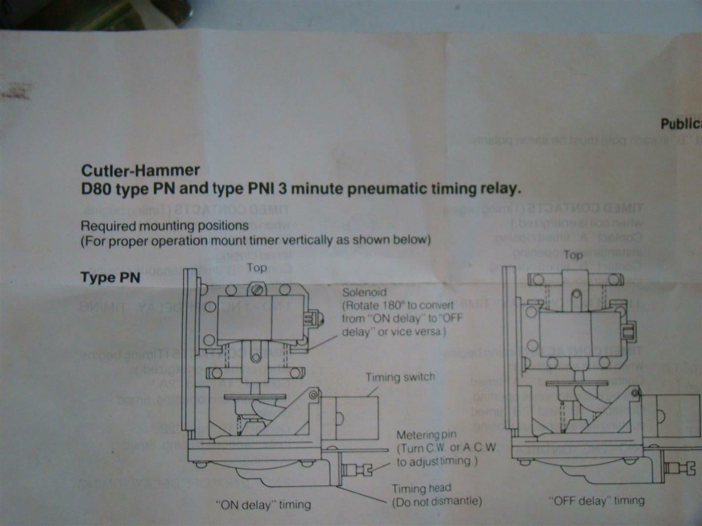 Fantastisch Cutler Hammer Sv9000 Schaltplan Zeitgenössisch - Der ...